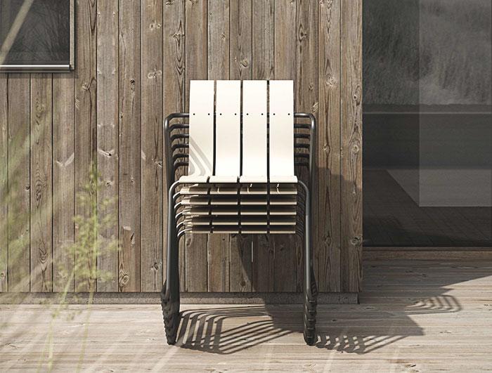 Outdoor-Stühle